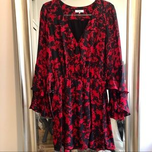 Long Sleeve Parker Dress